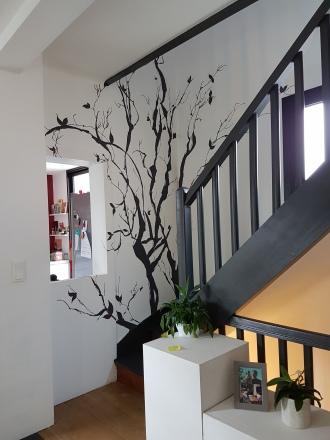 2 Fresque Sarah's Family 1er etage (2)
