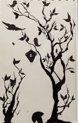 arbres pays des merveilles