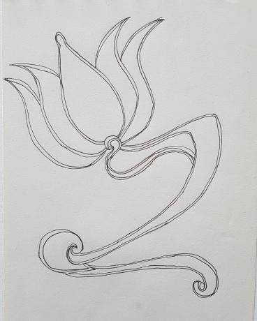 Fleur art deco (2)