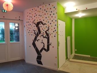 "Fresque ""Solidaire"""