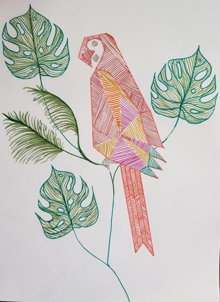 """Projets Fresque Tropicale"""